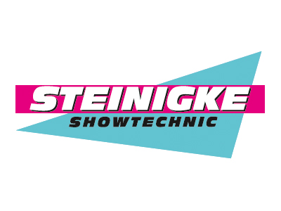 Musical Gents –  Sponsoren – STEINIGKE Showtechnik